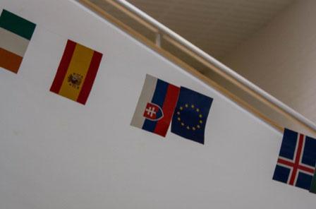 Internationality in our school – kansainvälisyys koulussamme